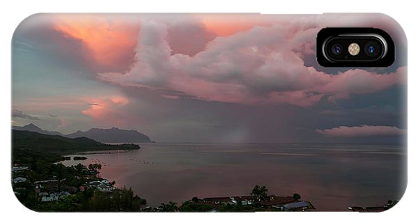 Between Rainstorms IPhone Case