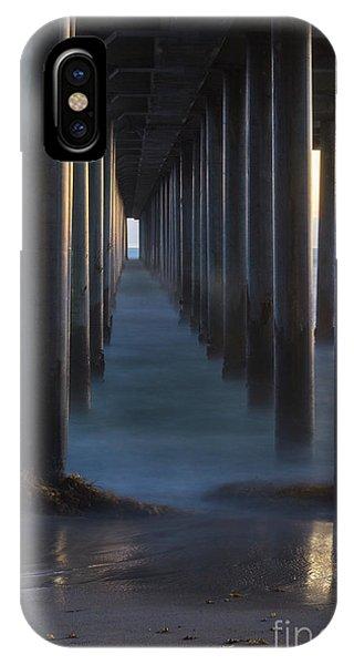 Between The Pillars  IPhone Case