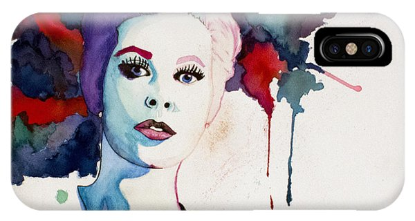Samantha iPhone Case - Bewitched by Megan Fitzgerald