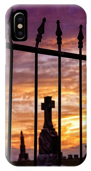Beyond The Gate IPhone Case