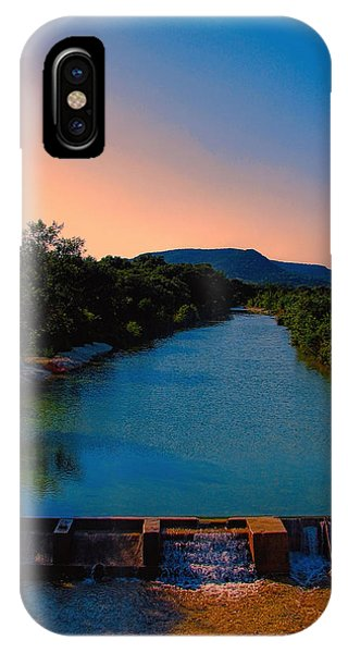 Beyond The Golden Hour IPhone Case