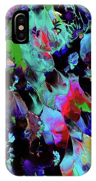 Beyond The Webbed Galaxy IPhone Case