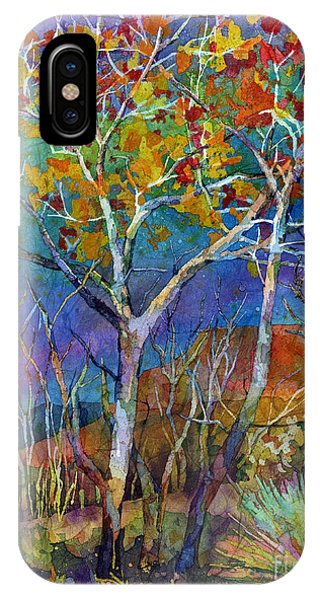 Branch iPhone Case - Beyond The Woods by Hailey E Herrera