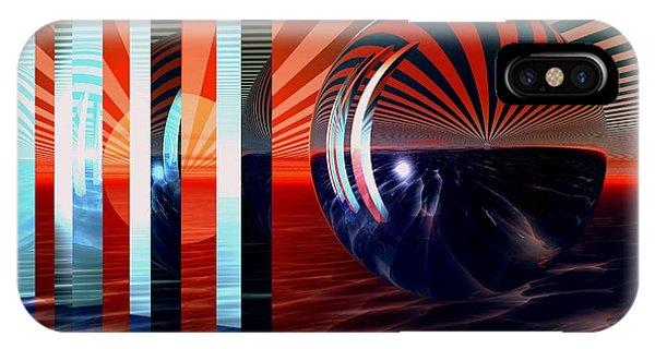 Beyond Tomorrow Phone Case by Sandra Bauser Digital Art