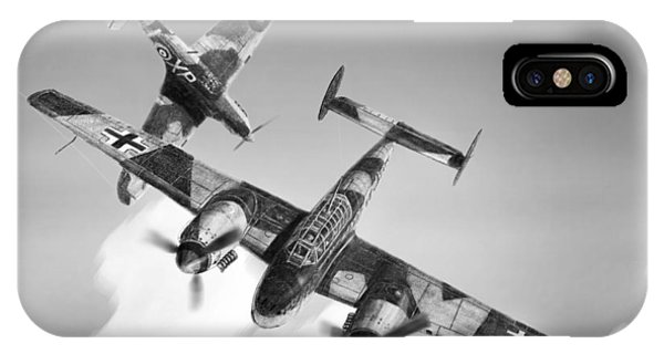 Bf-110c Zerstorer IPhone Case