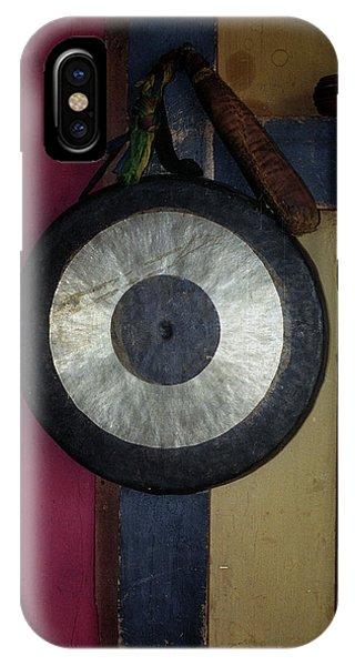 Bhutan Banga-gong..... IPhone Case