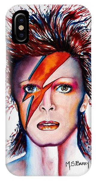 Bi Bi Bowie IPhone Case