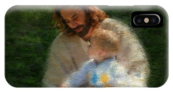 Reading iPhone Case - Bible Stories by Greg Olsen