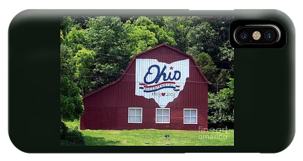 Bicentennial Barn IPhone Case