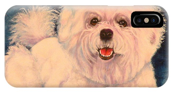 Bichon Frise IPhone Case
