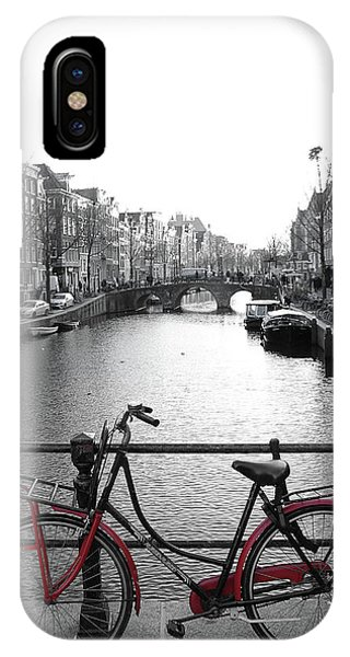 Bicycle 2 IPhone Case