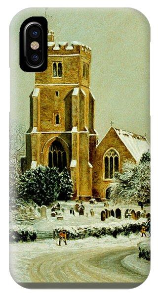 Biddenden Church IPhone Case