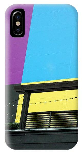 Big Backdrop IPhone Case