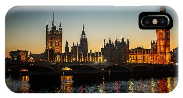 IPhone Case featuring the photograph Big Ben by Ryan Wyckoff