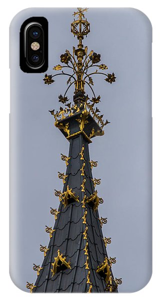 Big Ben Top IPhone Case
