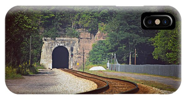 Big Bend Tunnel  IPhone Case