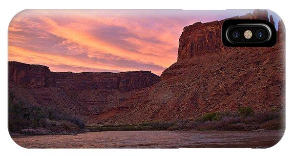 Big Bend, Utah IPhone Case