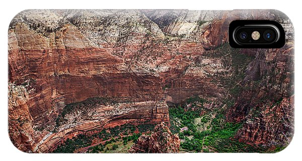 Big Bend Zion National Park IPhone Case