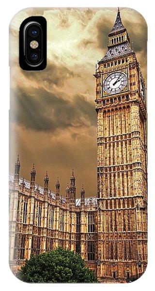 Big Ben's House IPhone Case