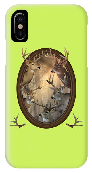 Big Bucks IPhone Case