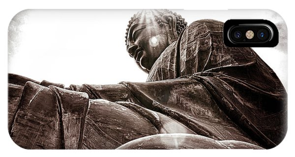 Big Buddha IPhone Case