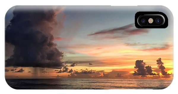 Big Cloud IPhone Case