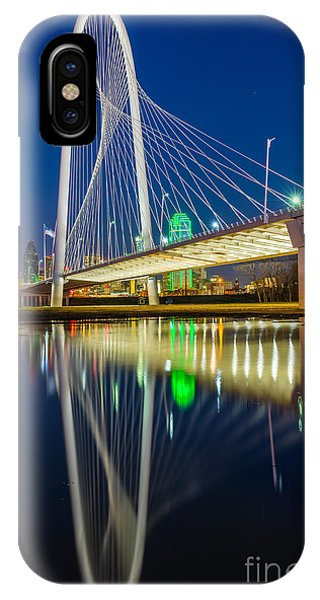Big D By Night IPhone Case
