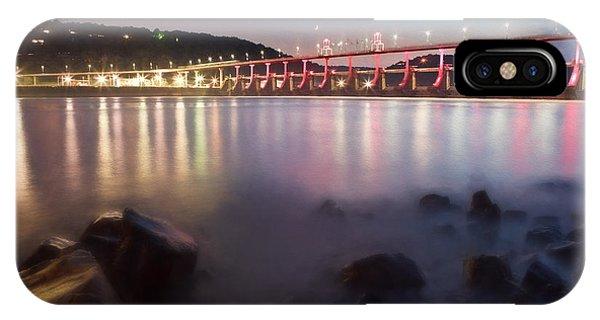 Big Dam Bridge IPhone Case