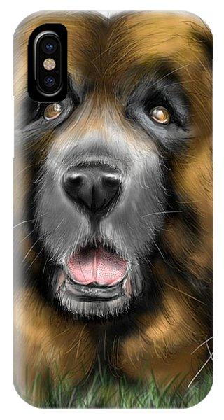 Big Dog IPhone Case