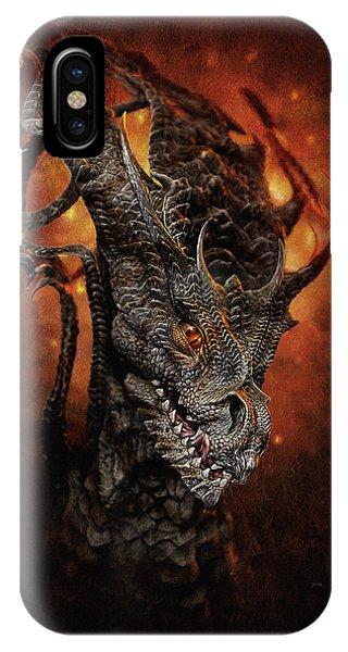 Big Dragon IPhone Case