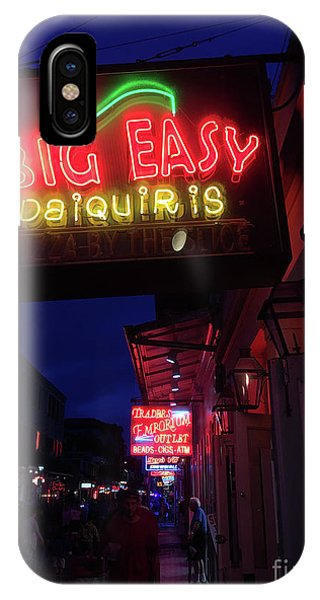Big Easy Sign IPhone Case