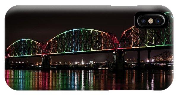 Big Four Bridge 2215 IPhone Case