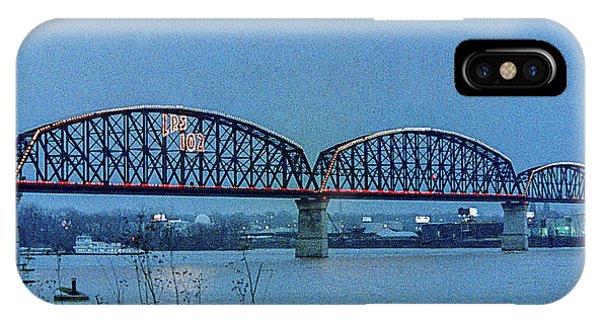 Big Four Bridge IPhone Case