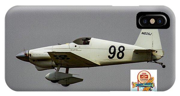 Big Muddy Air Race #98 IPhone Case