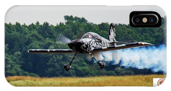 Big Muddy Air Race Number 14 IPhone Case
