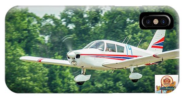 Big Muddy Air Race Number 19 IPhone Case
