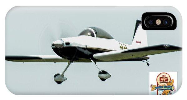 Big Muddy Air Race Number 44 IPhone Case