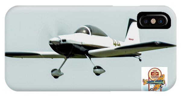 Big Muddy Air Race Number 44 IPhone Case