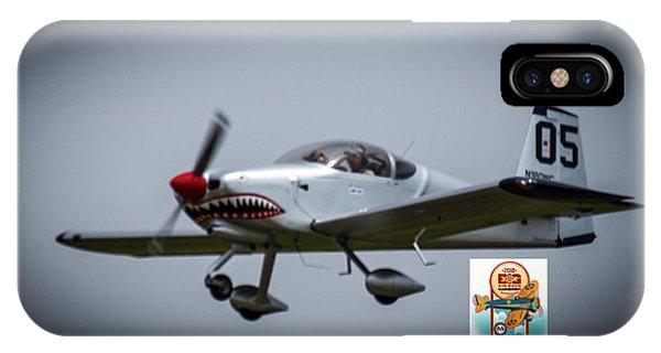 Big Muddy Air Race Number 5 IPhone Case