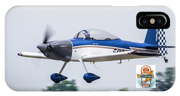 Big Muddy Air Race Number 503 IPhone Case