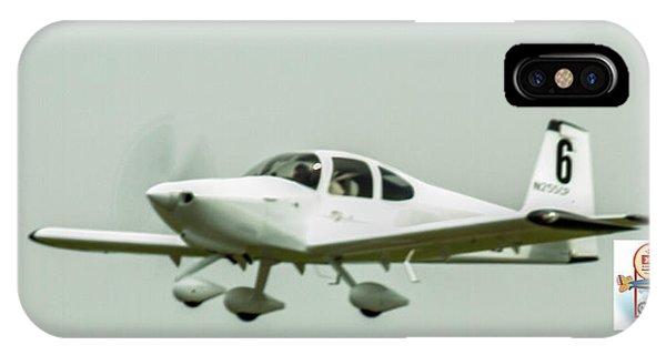 Big Muddy Air Race Number 6 IPhone Case