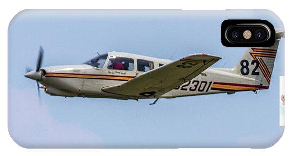 Big Muddy Air Race Number 82 IPhone Case