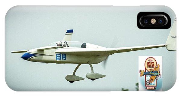 Big Muddy Air Race Number 88 IPhone Case