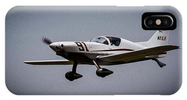 Big Muddy Air Race Number 91 IPhone Case