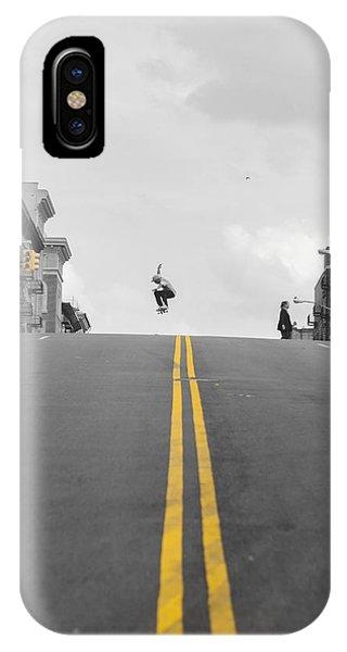 Greg Moore iPhone Case - Big Ollie  by Greg Moore