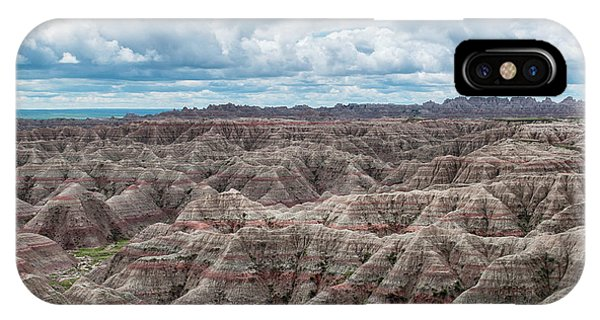 Big Overlook Badlands National Park  IPhone Case