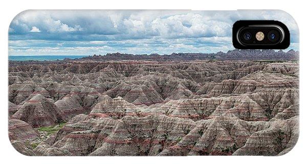 Big Overlook Badlands National Park  IPhone Case