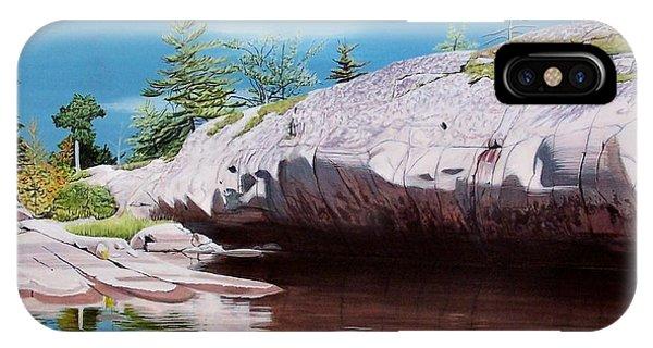 Big River Rock IPhone Case