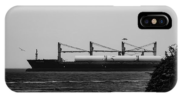 Big Ship IPhone Case