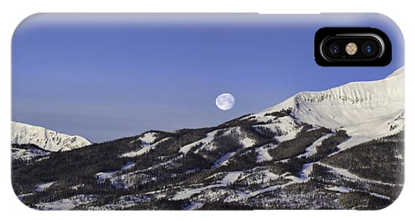 Big Sky Panorama IPhone Case